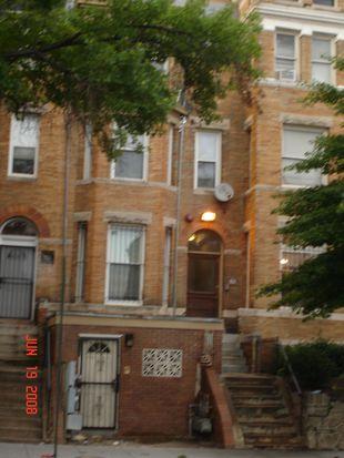 221 Florida Ave NW APT B, Washington, DC 20001