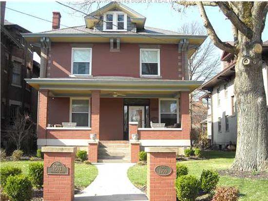 1503 Quarrier St, Charleston, WV 25311