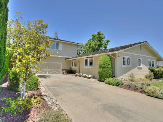 831 Corvallis Dr, Sunnyvale, CA 94087