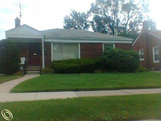 20132 Cheyenne St, Detroit, MI 48235