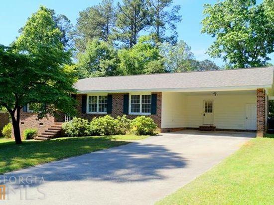 1816 Timberlane Rd, Milledgeville, GA 31061