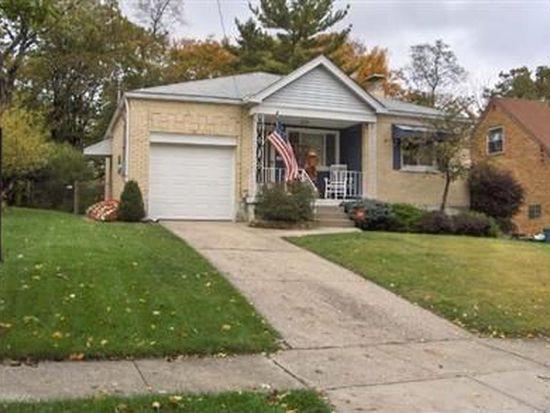 1691 Tuxworth Ave, Cincinnati, OH 45238