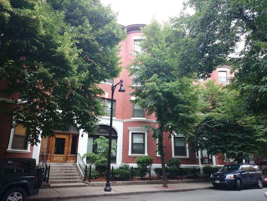 87 Gainsborough St APT 207, Boston, MA 02115