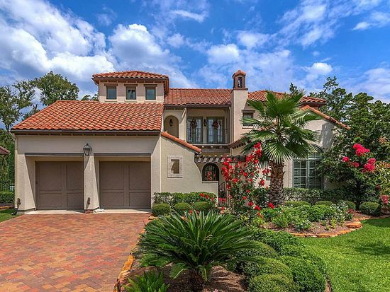 7 Moatwood Ct, The Woodlands, TX 77382