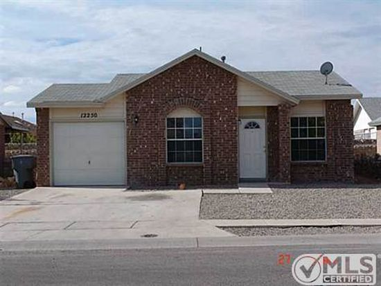 12250 Tierra Buena Dr, El Paso, TX 79938