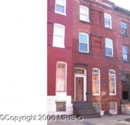 1907 Park Ave, Baltimore, MD 21217