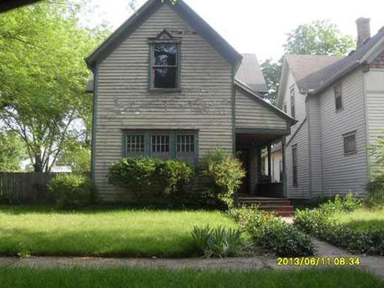 931 W Washington St, South Bend, IN 46601