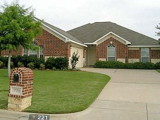 221 Cabotwood Trl, Mansfield, TX 76063