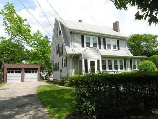 80 Maplewood Ave, Newton, MA 02459