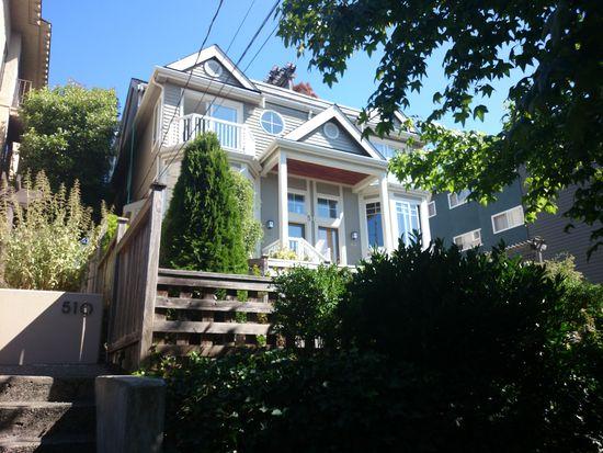 514 Ward St APT 202, Seattle, WA 98109