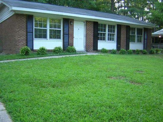 1710 Foxwood Dr, Garner, NC 27529