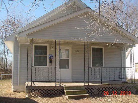 1075 S Silas St, Decatur, IL 62521