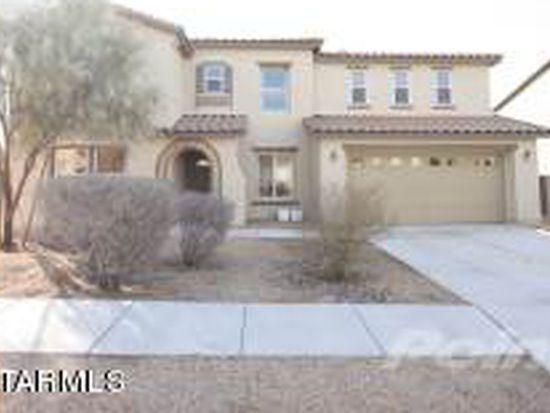 8155 W Eagle Heart Ct, Tucson, AZ 85757
