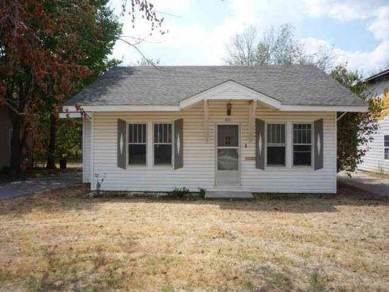 810 W Spruce Ave, Duncan, OK 73533