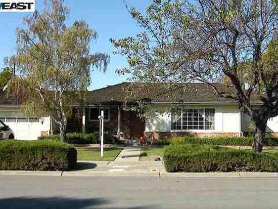 5109 Brophy Dr, Fremont, CA 94536