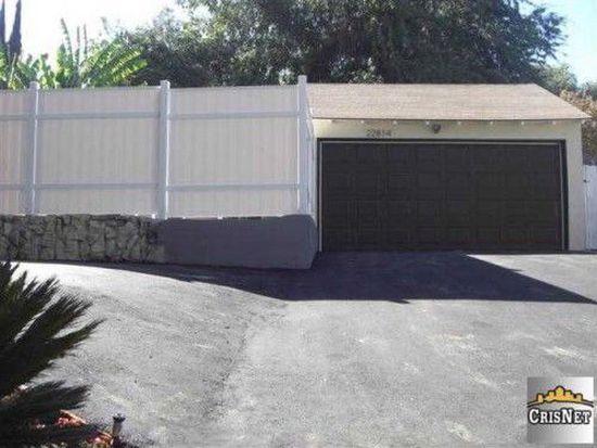 22814 Avenue San Luis, Woodland Hills, CA 91364