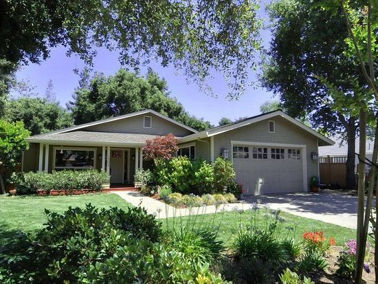 1303 Holly Ave, Los Altos, CA 94024