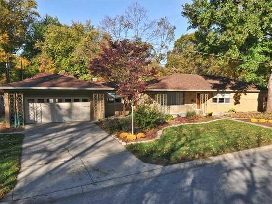 5724 Crestview Ave, Indianapolis, IN 46220