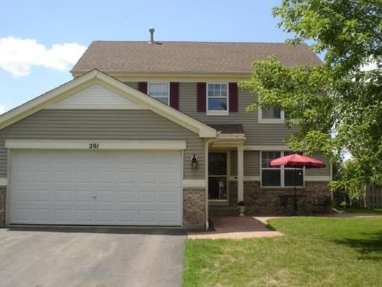 201 Ferryville Dr, Lake In The Hills, IL 60156
