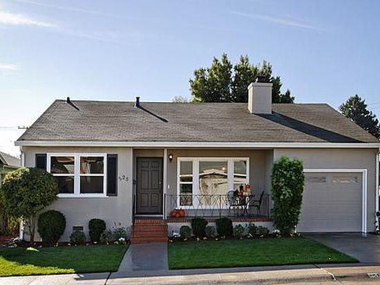 525 Ventura Ave, San Mateo, CA 94403
