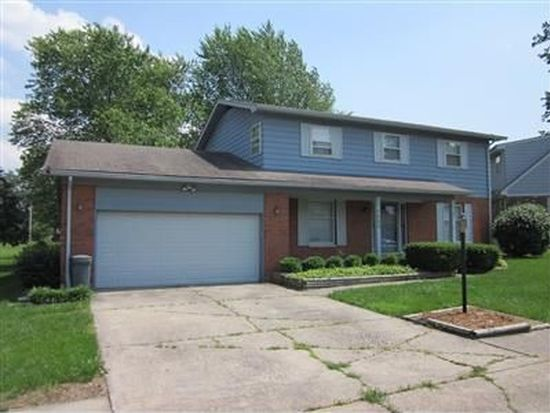 1004 Castlewood Dr, New Albany, IN 47150