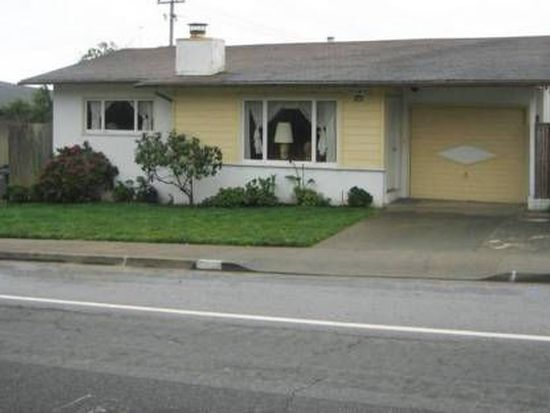 1721 Hillside Blvd, South San Francisco, CA 94080