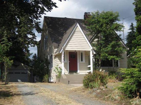 2332 N 128th St, Seattle, WA 98133