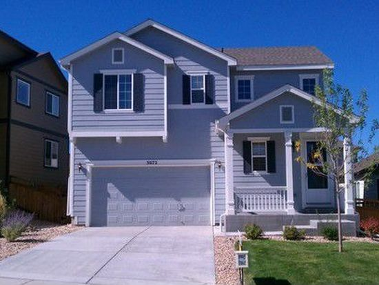3072 Black Canyon Way, Castle Rock, CO 80109