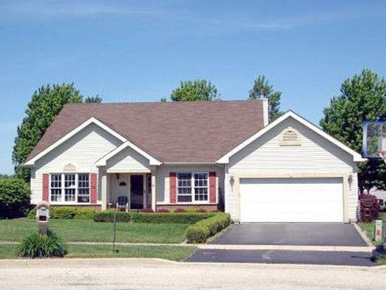 1266 Amber Ct, Woodstock, IL 60098