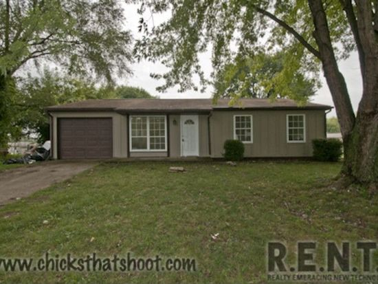 5615 Knoxville Dr, Indianapolis, IN 46221