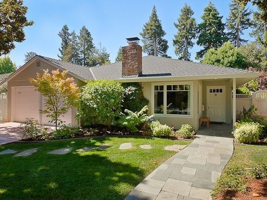 1668 Hamilton Ave, Palo Alto, CA 94303