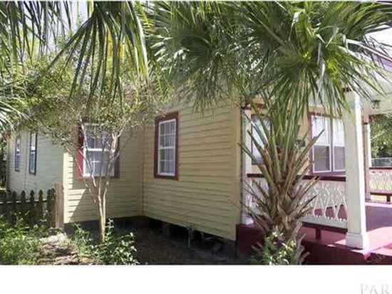 208 S De Villiers St, Pensacola, FL 32502