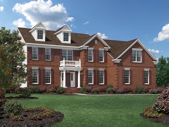 Harvard - The Woods of South Barrington - Estate Collection by Toll Brothers