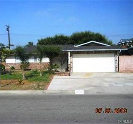 215 N Phillips Ave, West Covina, CA 91791