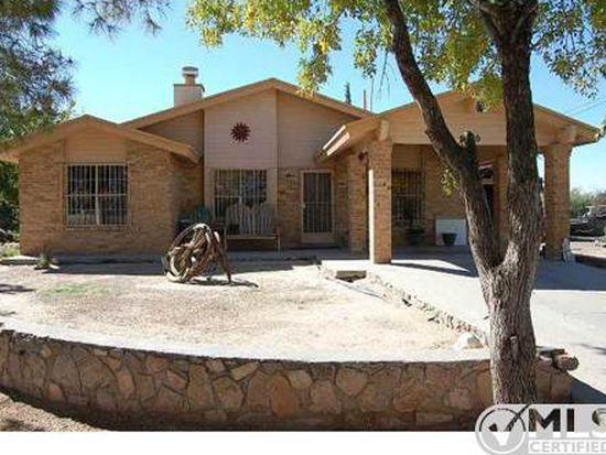9710 Luis Mendivil Ct, El Paso, TX 79927