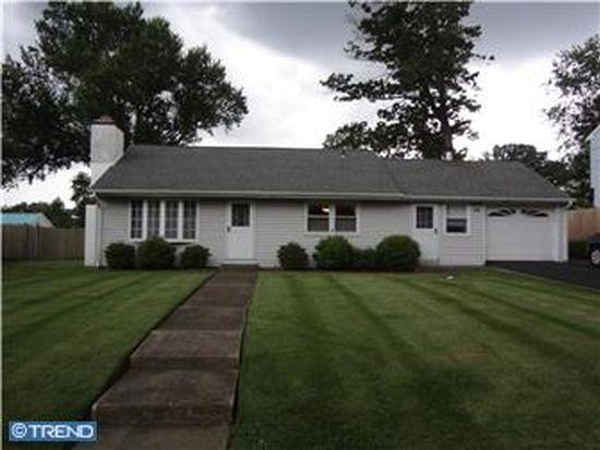 850 Walsh Ave, Langhorne, PA 19047