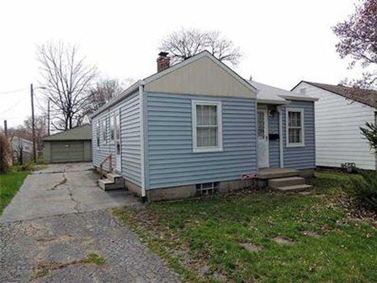2333 E Legrande Ave, Indianapolis, IN 46203