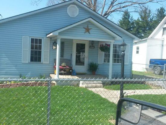262 Burke Ave, Mac Arthur, WV 25873