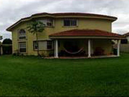 15703 SW 43rd Ln, Miami, FL 33185