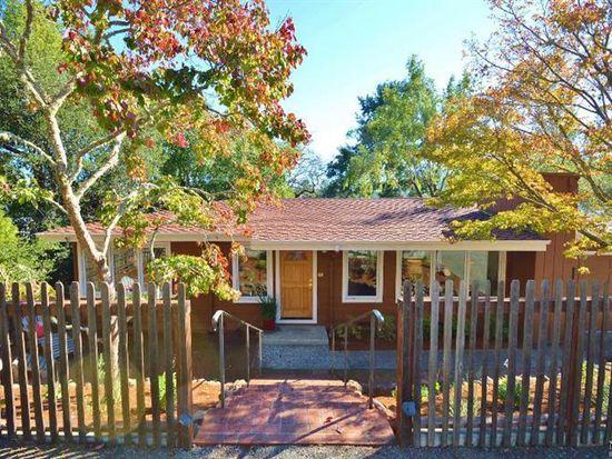 60 Madrone Rd, Fairfax, CA 94930