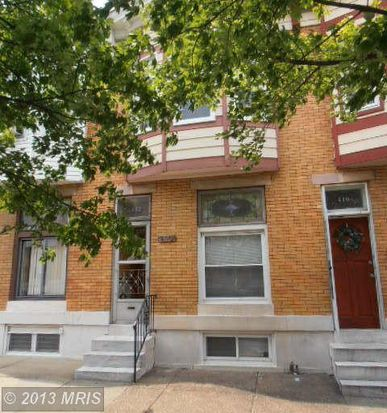 412 S Newkirk St, Baltimore, MD 21224