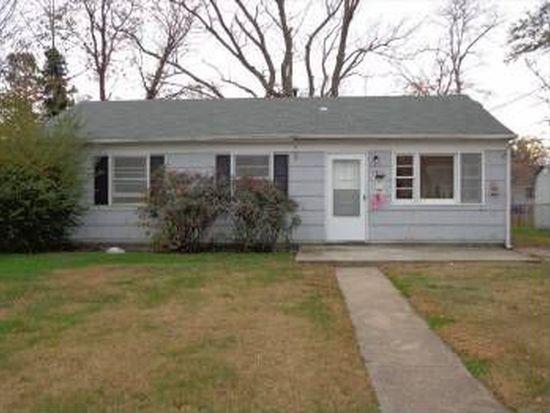 1808 Somerville Dr, Hampton, VA 23663