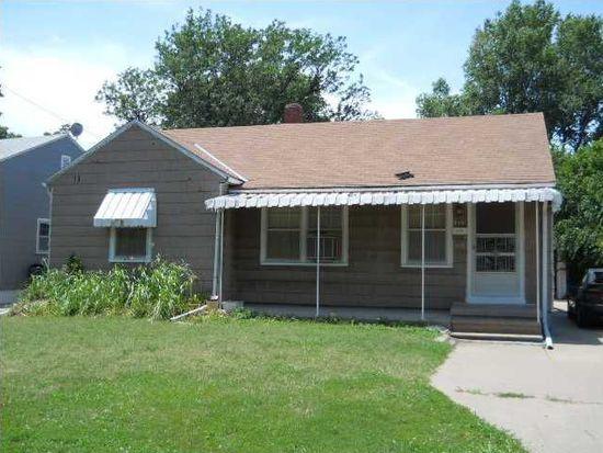 935 N Terrace Dr, Wichita, KS 67208