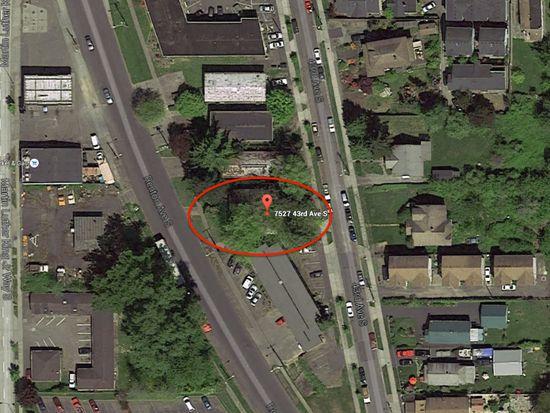 7527 43rd Ave S, Seattle, WA 98118