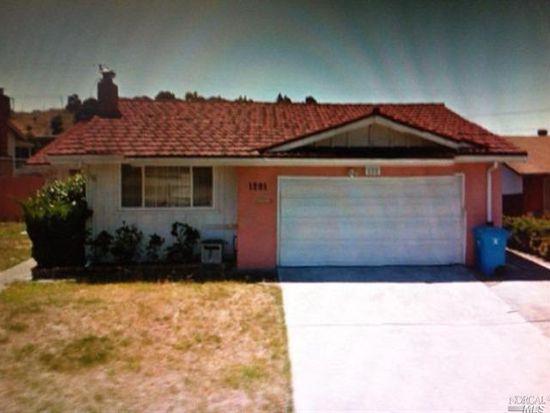1201 Loyola Way, Vallejo, CA 94589