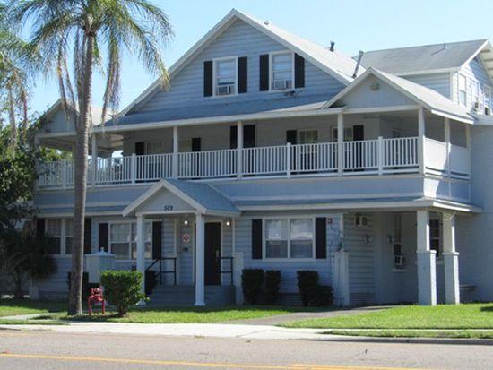 509 N Fort Harrison Ave APT 1B, Clearwater, FL 33755