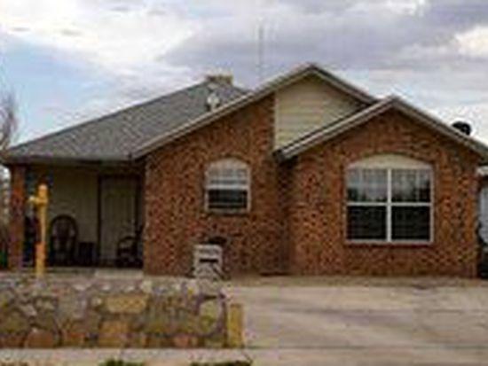 12288 Tierra Volcan Ave, El Paso, TX 79938