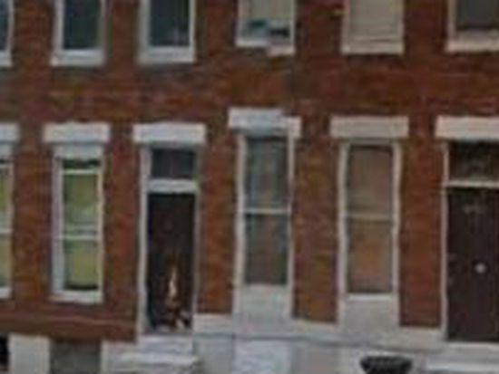 2725 Harlem Ave, Baltimore, MD 21216
