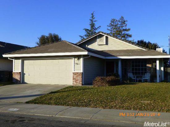 961 Shiloh Ct, Woodland, CA 95695