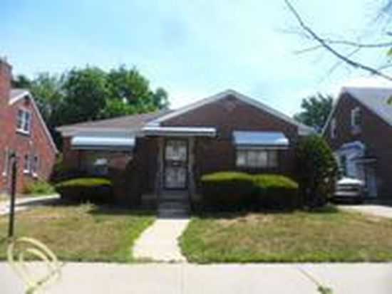 18660 Griggs St, Detroit, MI 48221